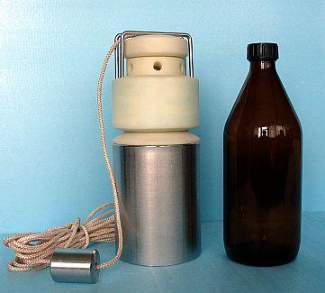 Правила отбора проб воды для лабораторных исследований