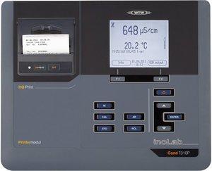 Фото WTW 1CA301 InoLab Cond 7310 SET 1 стационарный кондуктометр (EC/TDS/T)