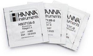 Фото HI 93712-01 набор тестов на алюминий (0.0:1.00мг/л, 100 тестов)