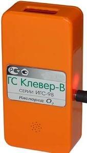 Фото Клевер-В газоанализатор контроля уровня кислорода (0-30%)