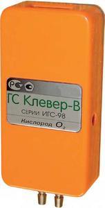 Фото Клевер-В технологический переносной газоанализатор кислорода (0-100%)