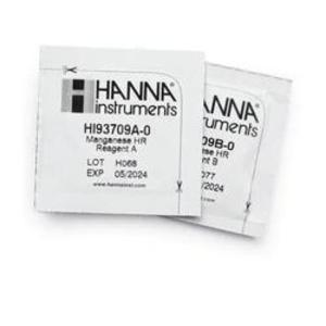 Фото HI 93709-01 набор тестов на марганец (высокие концентрации, 0.0:20.0 мг/л, 100тестов)