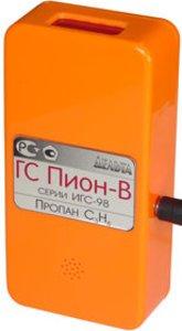 Фото Пион-В переносной газоанализатор пропана C3H8