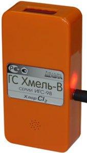 Фото Хмель-В индивидуальный газоанализатор хлора Cl2
