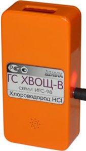 Фото Хвощ-В индивидуальный газоанализатор хлороводорода HCl