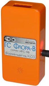 Фото Флора-В газоанализатор переносной формальдегида H2CO