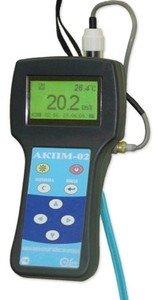 Фото АКПМ-02ГМ газоанализатор портативный кислорода