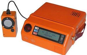 Фото Джин-Газ ГСБ-3М-01 газосигнализатор переносной взрывозащищённый (О2, СО, CxHy термокаталитический)
