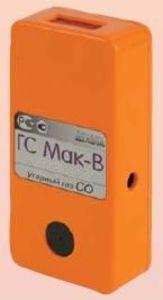 Фото Мак-В газоанализатор-сигнализатор портативный на СO