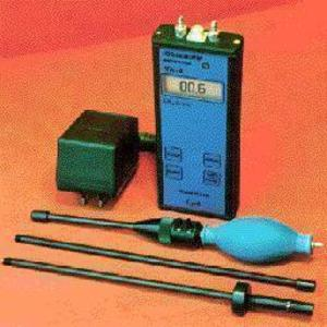 Фото ПГА-9 портативный газоанализатор на кислород, пропан и углекислый газ (O2, C3H8, CO2)