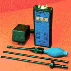 Фото ПГА-12 портативный газоанализатор на кислород и углекислый газ (O2, CO2)