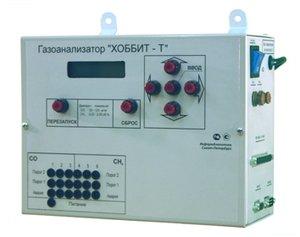 Фото Хоббит-Т-CO газоанализатор с цифровой индикацией стационарный