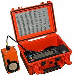 Фото Джин-Газ ГСБ-3М-06Б газосигнализатор переносной взрывозащищённый (O2, H2S, CxHy ИК)