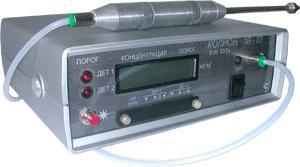 Фото КОЛИОН-1В-03 Переносный двухдетекторный газоанализатор