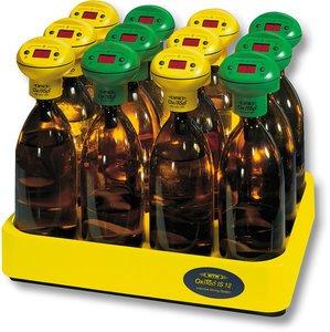 Фото WTW OxiTop IS12 208 211 анализатор БПК на 12 бутылей с перемешивающей системой