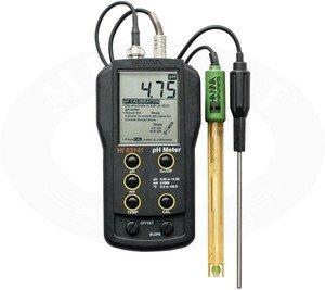 Фото HI 83141 портативный рН-метр/милливольтметр/термометр (pH/mV/T)