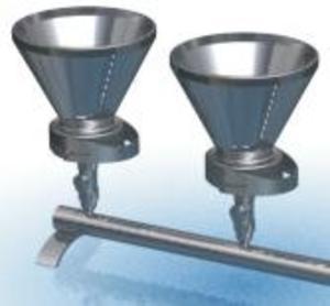 Фото ПВФ-35/2НБ прибор вакуумного фильтрования (2 воронки, вакуумный насос)