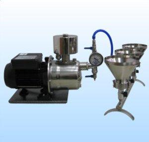 Фото ПВФ-35/5Б прибор вакуумного фильтрования (5 воронок, вакуумная станция)