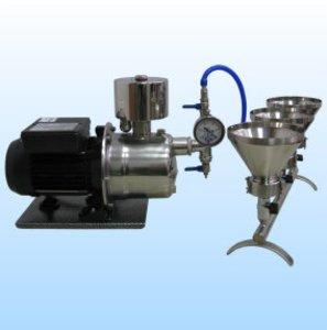 Фото ПВФ-35/2Б прибор вакуумного фильтрования (2 воронки, вакуумная станция)