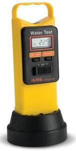Фото HI 98204 pH-метр/ОВП-метр/кондуктометр/термометр портативный (pH/ORP/EC/T)