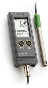 Фото HI 991002N рН-метр/термометр/ОВП портативный (pH/ORP/T)