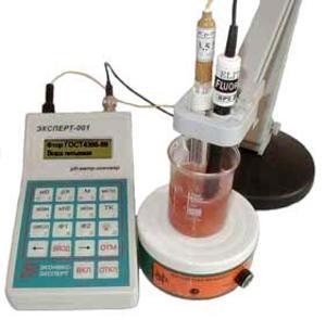 Фото МИКОН-2 нитрат+нитрит анализатор нитратов и нитритов