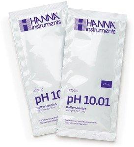 Фото HI 70010P калибровочный раствор рН=10,01 (20пакетов/20мл)