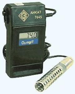Фото АНКАТ-7645-01 анализатор концентрации кислорода
