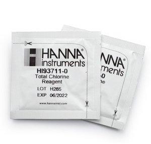Фото HI 93711-01 набор тестов на общий хлор (100 тестов)