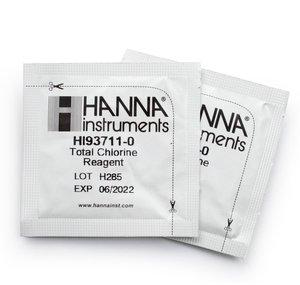 Фото HI 93711-03 набор тестов на общий хлор (300 тестов)