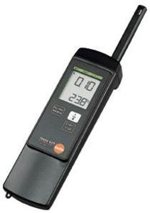 Фото testo 415 термоанемометр