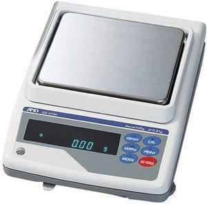 Фото AND GF-2000 весы лабораторные (2100г/0.01г)