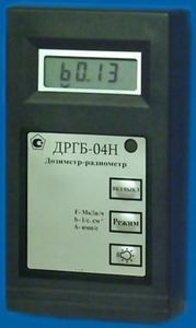 Фото ДРГБ-04Н дозиметр-радиометр профессиональный