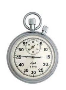 Фото СОСпр-2б-2-000 секундомер механический (металл, 2-х кнопочный)