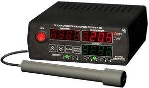 Фото ПКГ-4-К-Р-МК-4Р-2А газоанализатор стационарный одноканальный измеритель-регулятор концентрации кислорода