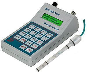 Фото ЭКСПЕРТ-001-БПК анализатор растворенного в воде кислорода и БПК