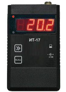 Фото ИТ-17 С-01 портативный термометр со светодиодным дисплеем