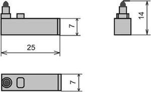 Фото УПС-24 узел пишущий специальный для регистрирующих приборов