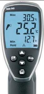 Фото testo 845 (0563 8450) инфракрасный высокоточный термометр