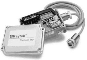 Фото RAYTEK RAY/MID-10LT-CB3 стационарный пирометр (датчик 0-600 С, оптика 10:1, длина кабеля 3 м)