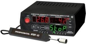 Фото ИВТМ-7/4-С-4Р-2А стационарный термогигрометр
