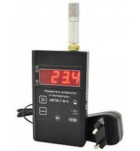Фото ИВТМ-7 М-С термогигрометр портативный