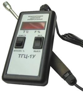 Фото ТГЦ-1У термогигрометр цифровой со встроенным зондом