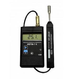 Фото ИВТМ-7 К термогигрометр портативный
