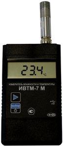 Фото ИВТМ-7 М 1 термогигрометр портативный