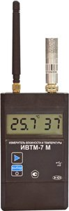 Фото ИВТМ-7 М 4 термогигрометр портативный с радиоканалом