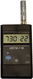 Фото ИВТМ-7 М5-Д термогигрометр портативный с датчиком давления