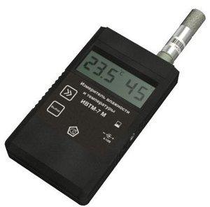 Фото ИВТМ-7 М5-Д-3 термогигрометр портативный с датчиком давления