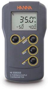 Фото HI 935005 термометр портативный 2-х диапазонный водонепроницаемый (без датчика)