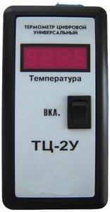 Фото ТЦ-2У цифровой универсальный термометр (без зондов)